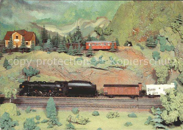 Modellbau Eisenbahn H0 Modell Reihe 556.0 CSD Skoda Werke Kat. Spielzeug