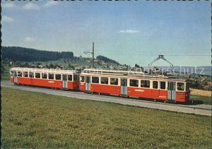 Eisenbahn Forchbahn  Kat. Eisenbahn