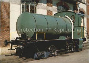 Lokomotive SLM 2593 1917 Lonza AG Visp  Kat. Eisenbahn