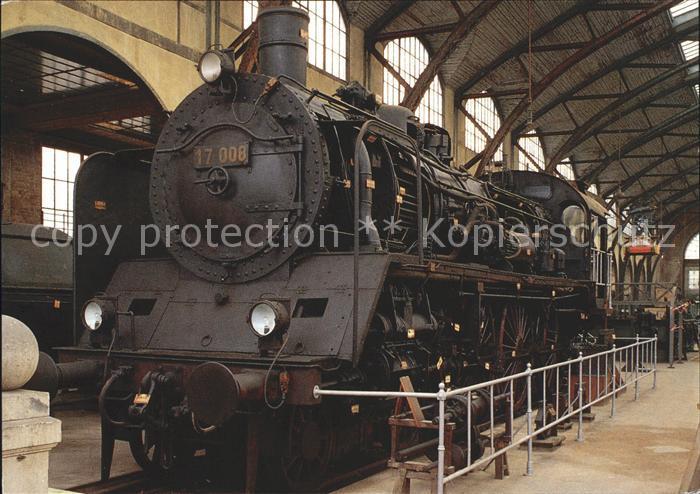 Lokomotive 17 008 S10 Preussen Staatsbahn Kat. Eisenbahn