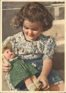 Puppen Kind  Kat. Spielzeug