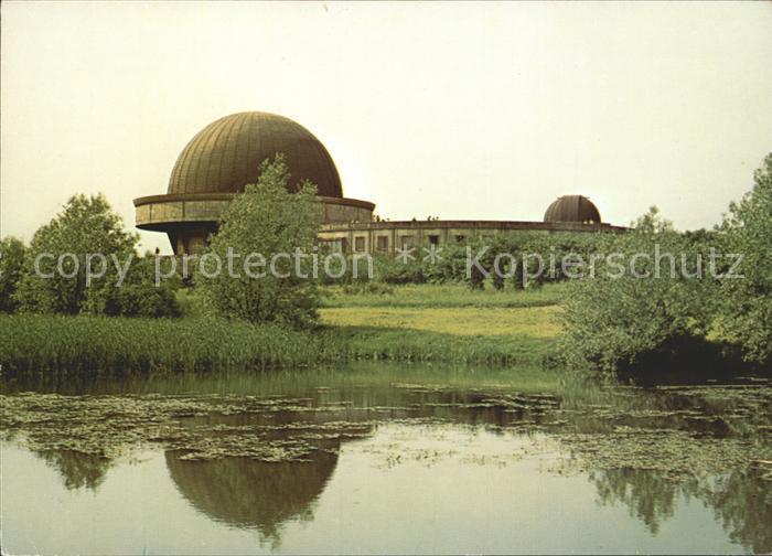 Planetarium Katowice Chorzow Wojewodzki Park Kultury i Wypoczynku Kat. Gebaeude
