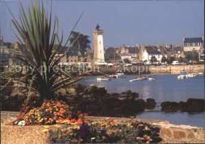 Leuchtturm Lighthouse Roscoff Port  Kat. Gebaeude