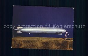 Zeppelin Luftschiff LZ 127 Graf Zeppelin  Kat. Flug