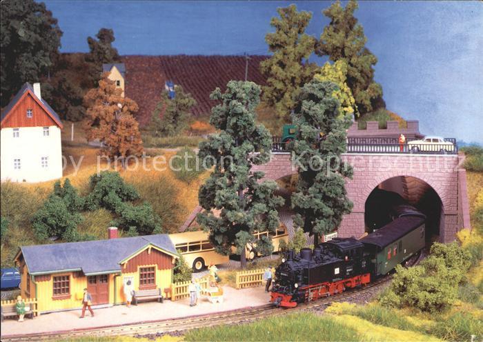 Modellbau Eisenbahn Schmalspurbahnidylle Kat. Spielzeug