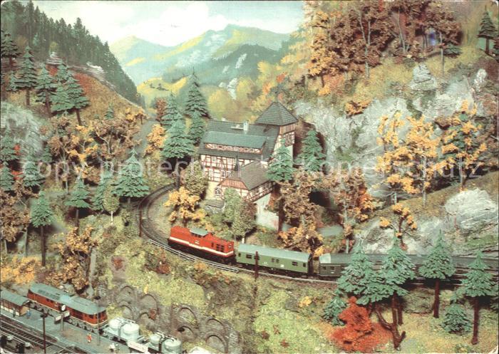 Modellbau Eisenbahn N Heimanlage  Kat. Spielzeug