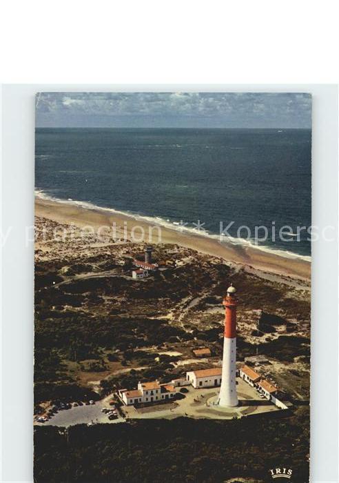 Leuchtturm Lighthouse La Palmyre Phare de la Coubre  Kat. Gebaeude