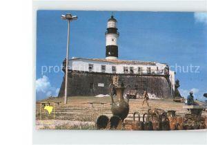 Leuchtturm Lighthouse Salvador Farol da Barra  Kat. Gebaeude