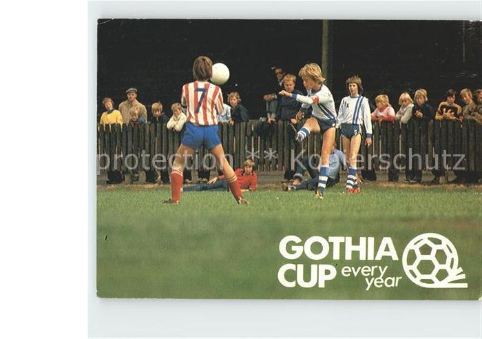 Fussball Gothia Cup Haecken Gais Kat. Sport