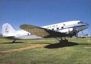 Flugzeuge Zivil OTMS Overland Voyager 1 McDDouglas DC 3 VH SBL Kat. Airplanes Avions