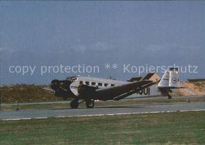 Lufthansa Junkers Ju52  Kat. Flug