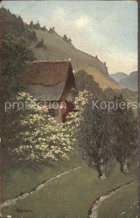 Harbers E. Schwarzwald  Kat. Schwarzwaldkuenstler