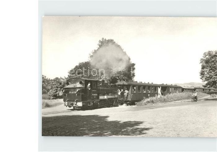 Lokomotive Kleinbahn Insel Ruegen  Kat. Eisenbahn