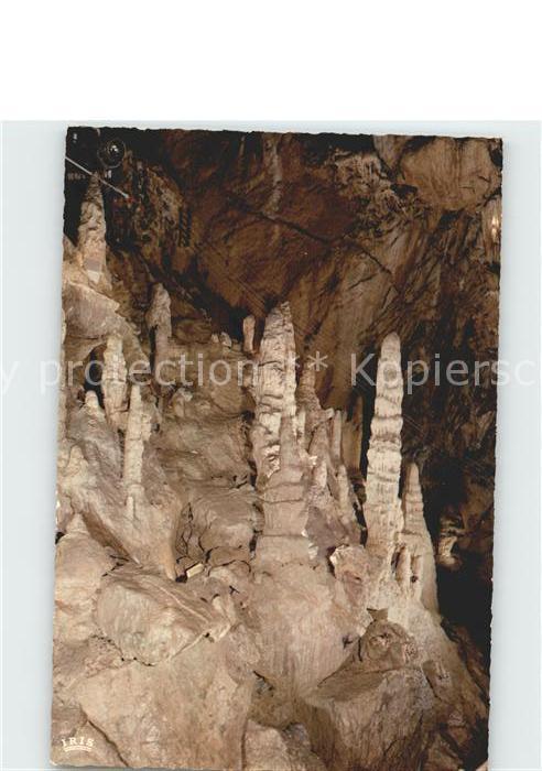 Hoehlen Caves Grottes Rochefort Les Colonnes  Kat. Berge