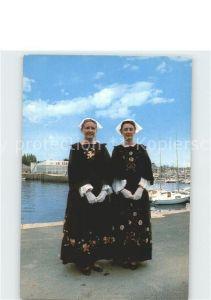 Trachten Frankreich Costumes bretons  Kat. Trachten