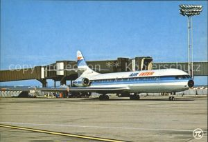 Flugzeuge Zivil Air Inter Caravelle 12 Kat. Airplanes Avions