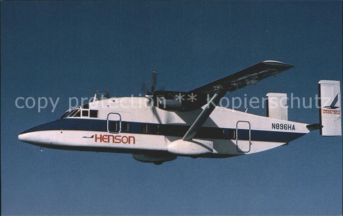 Flugzeuge Zivil Henson Airlines The Piedmont Regional Airline Short SD3 30 N896HA Kat. Airplanes Avions