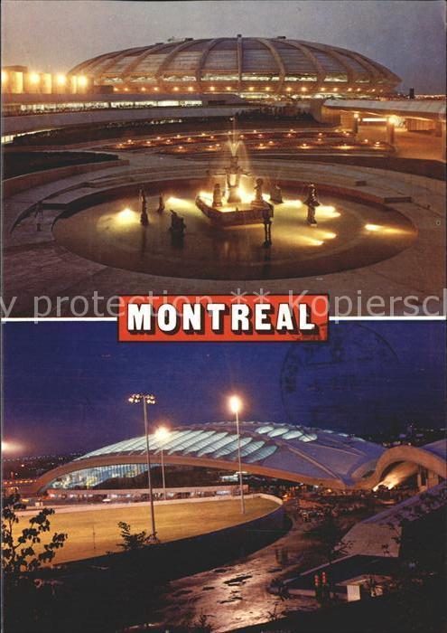 Stadion Montreal Quebec  Kat. Sport