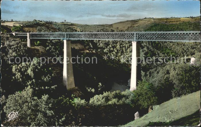 Viadukte Viaduc Viaduc des Fades  Kat. Bruecken