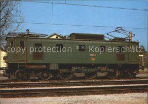 Lokomotive Elektro Schnellzuglokomotive Ae 3 6 II Nr. 10406 Schweiz Kat. Eisenbahn
