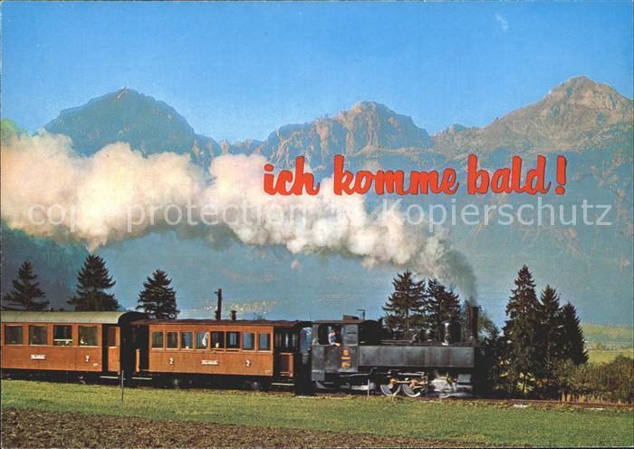 Lokomotive Eisenbahn  Kat. Eisenbahn