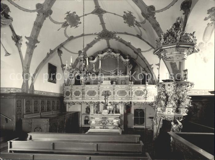 Kirchenorgel Kapelle Silbermann Orgel Schlossmuseum Burgk Kat. Musik
