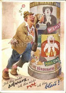 Bier Humor Mann Lengauer Karte Nr. 3254 Kat. Lebensmittel