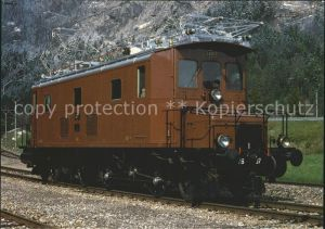 Lokomotive Ce 4 6 307 Erlenbach Zweisimmen Bahn  Kat. Eisenbahn
