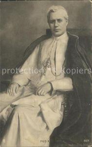 Papst Pius X.  Kat. Religion
