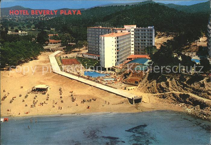 Spanien Mallorca Paguera Hotel Beverly Playa