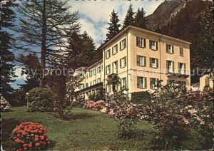 Locarno TI Hotel Terme Acquarossa Kat. Locarno