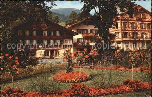 Grindelwald Hotel Kat. Grindelwald