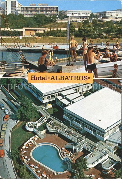 Porec Hotel Albatros Playa Laguna Kat. Kroatien