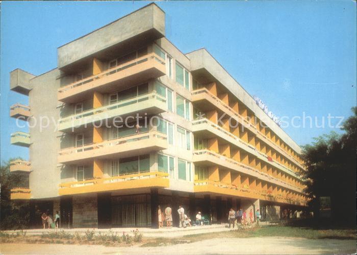 Bulgarien Hotel Longosa bei Kamtschija-Fluss / Bulgarien /