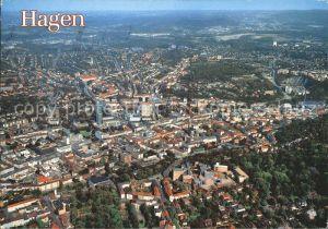 Haspe Hagen Fliegeraufnahme / Hagen /Hagen Stadtkreis