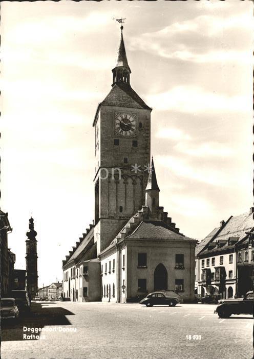 Deggendorf Donau Rathaus / Deggendorf /Deggendorf LKR