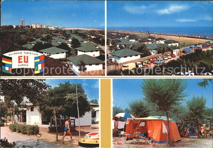 Pineta jesolo villaggio turistico europa camping strand for Villaggio jesolo