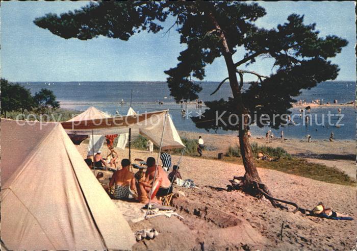 Steinhuder Meer Campingplatz Weisse Duene Kat. Wunstorf