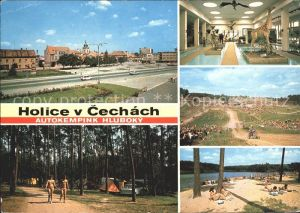 Holice Holice v Cechach Autokempink Hluboky Bikesport