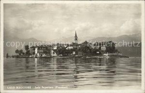 Isola Superiore Lago Maggiore  Kat. Lago Maggiore
