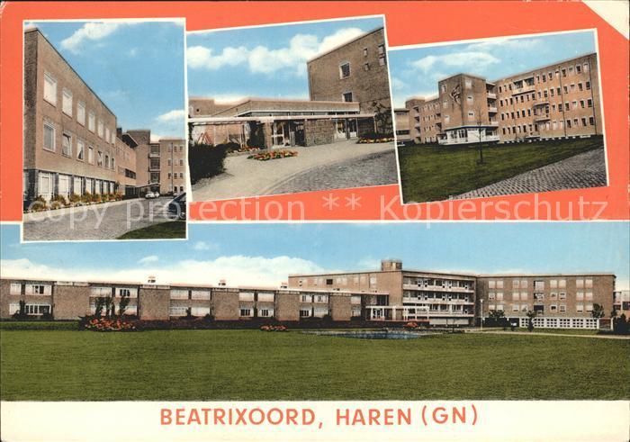haren hafen nr we33914 oldthing ansichtskarten deutschland unsortiert. Black Bedroom Furniture Sets. Home Design Ideas
