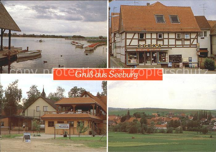 Eichsfeld Duderstadt Seeburg Kat. Duderstadt