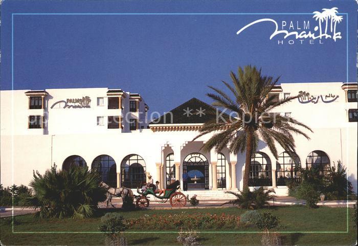 Sousse Port el Kantaoui Palmhotel Marina Kat. Tunesien
