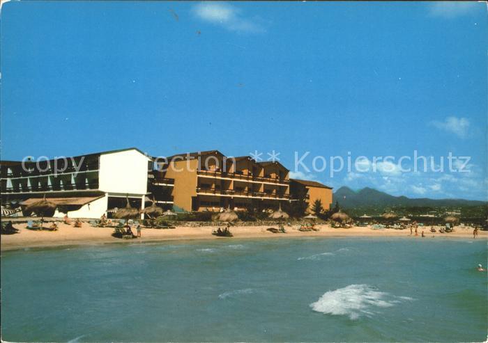 Martinique Hotel Frantel Trois Illets Plage  Kat. Martinique