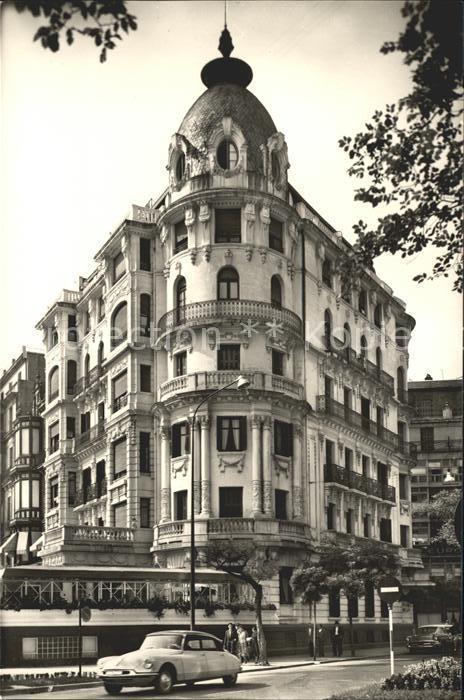 San Sebastian Guipuzcoa Hotel Hispano Americano / Donostia-San Sebastian /Guipuzcoa