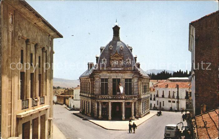 Souk Ahras Hotel de Ville Kat. Constantine Algerien