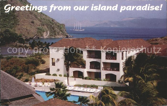 Saint Kitts Nevis Frigate Bay Resort