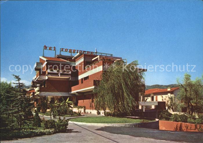 AK / Ansichtskarte Malosco Hotel bel Soggiorno Malosco Nr. bx48425 ...