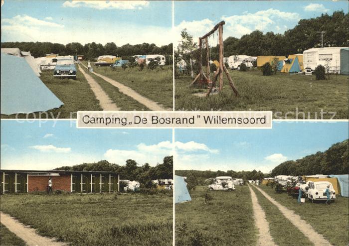 Willemsoord Camping De Bosrand Kat. Den Helder