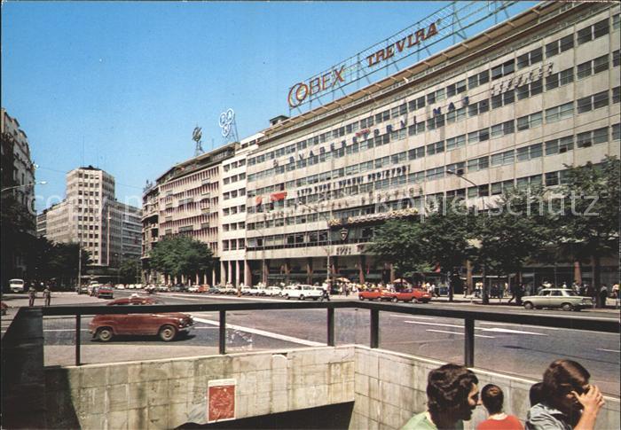 Belgrad Serbien Terazije Kat. Serbien